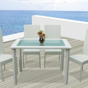 Modern designs for outdoor wicker patio furniture