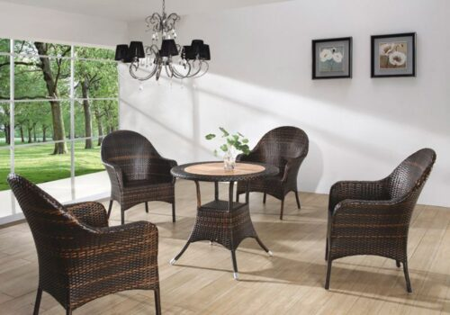 interior rattan furniture sets for your house